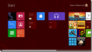 Almost One Week with Windows 8