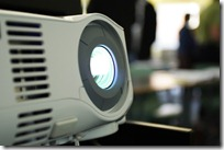 conference projector