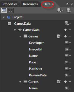 Blend Sample Data