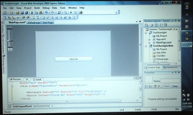 Visual Studio on Win7
