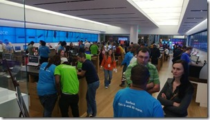 My First Experience at the Microsoft Store