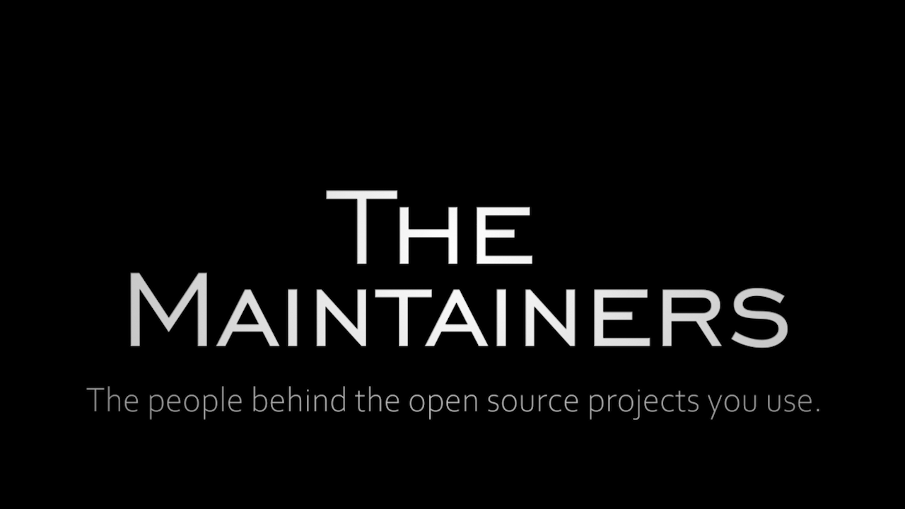 The Maintainers