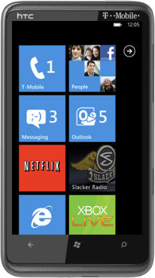 My WP7 Phone